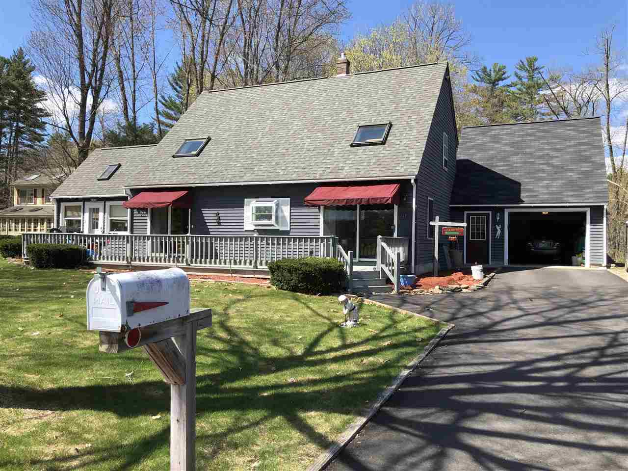VILLAGE OF CENTER OSSIPEE IN TOWN OF OSSIPEE NH Home for sale $259,900