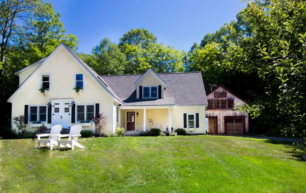 Woodstock VT Home for sale $List Price is $649,000
