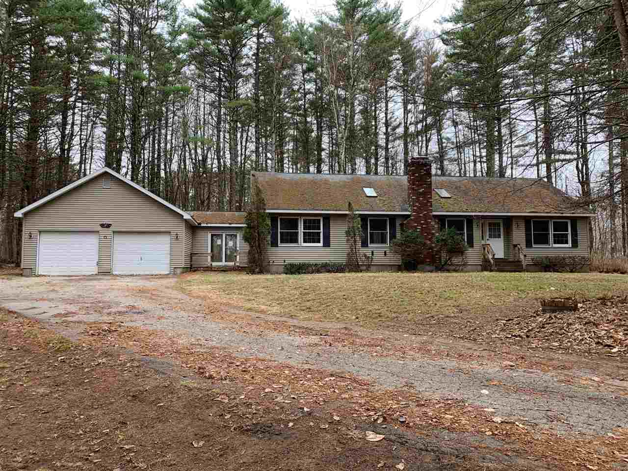 WOLFEBORO NH  Home for sale $270,750