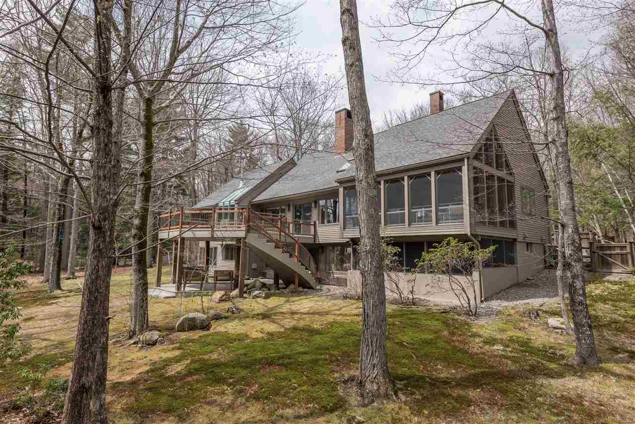 MLS 4749882: 271 Metcalf Road, Sandwich NH