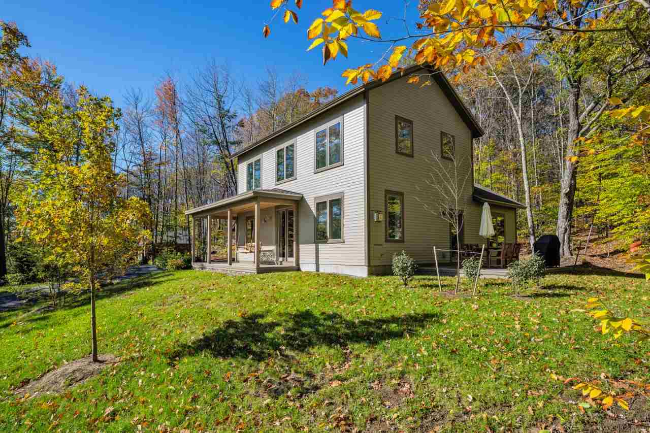 Village of Quechee in Town of Hartford VT Home for sale $List Price is $499,000