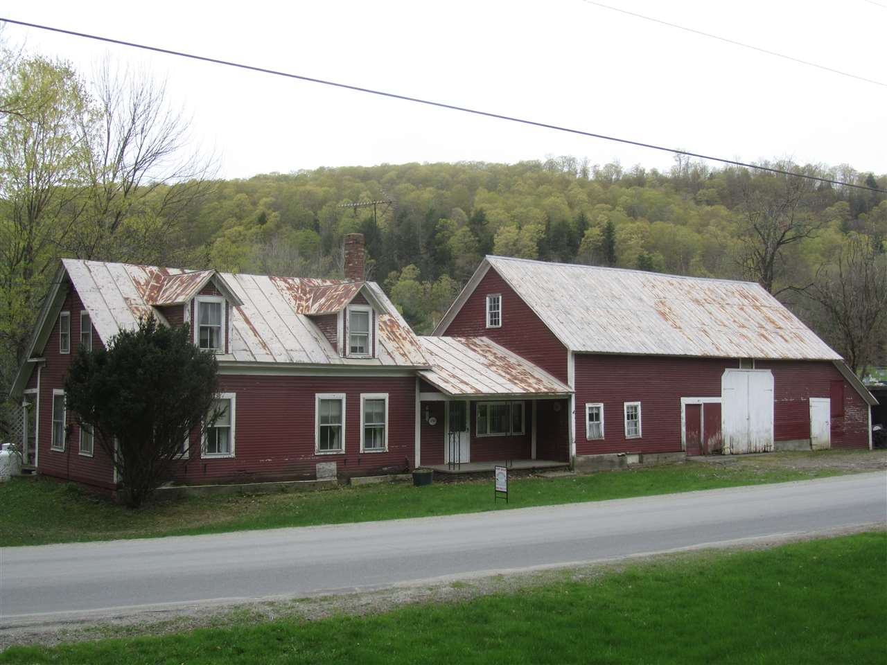 Tunbridge VT Home for sale $List Price is $150,000