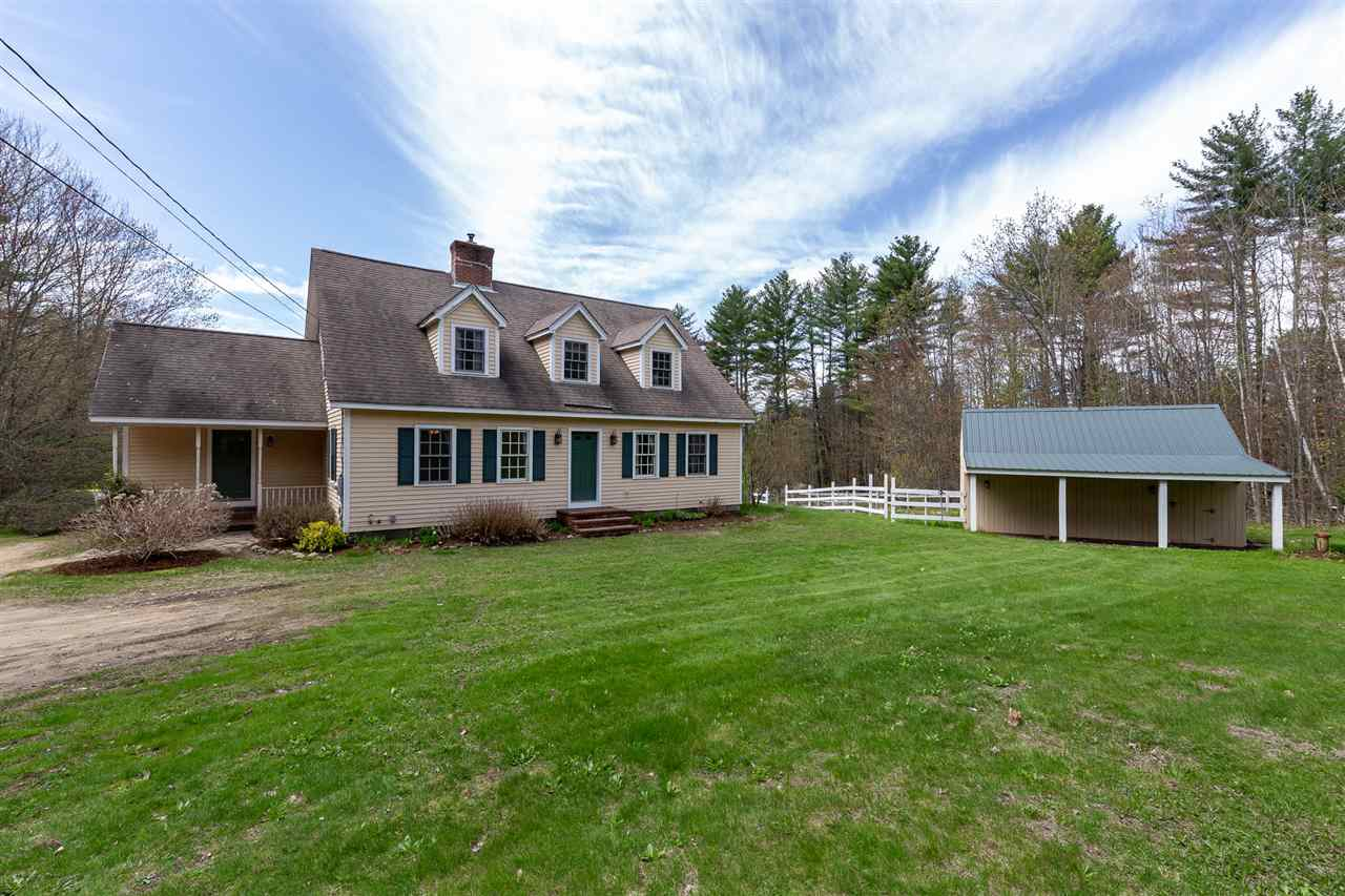 Photo of 267 Morrill Road Canterbury NH 03224