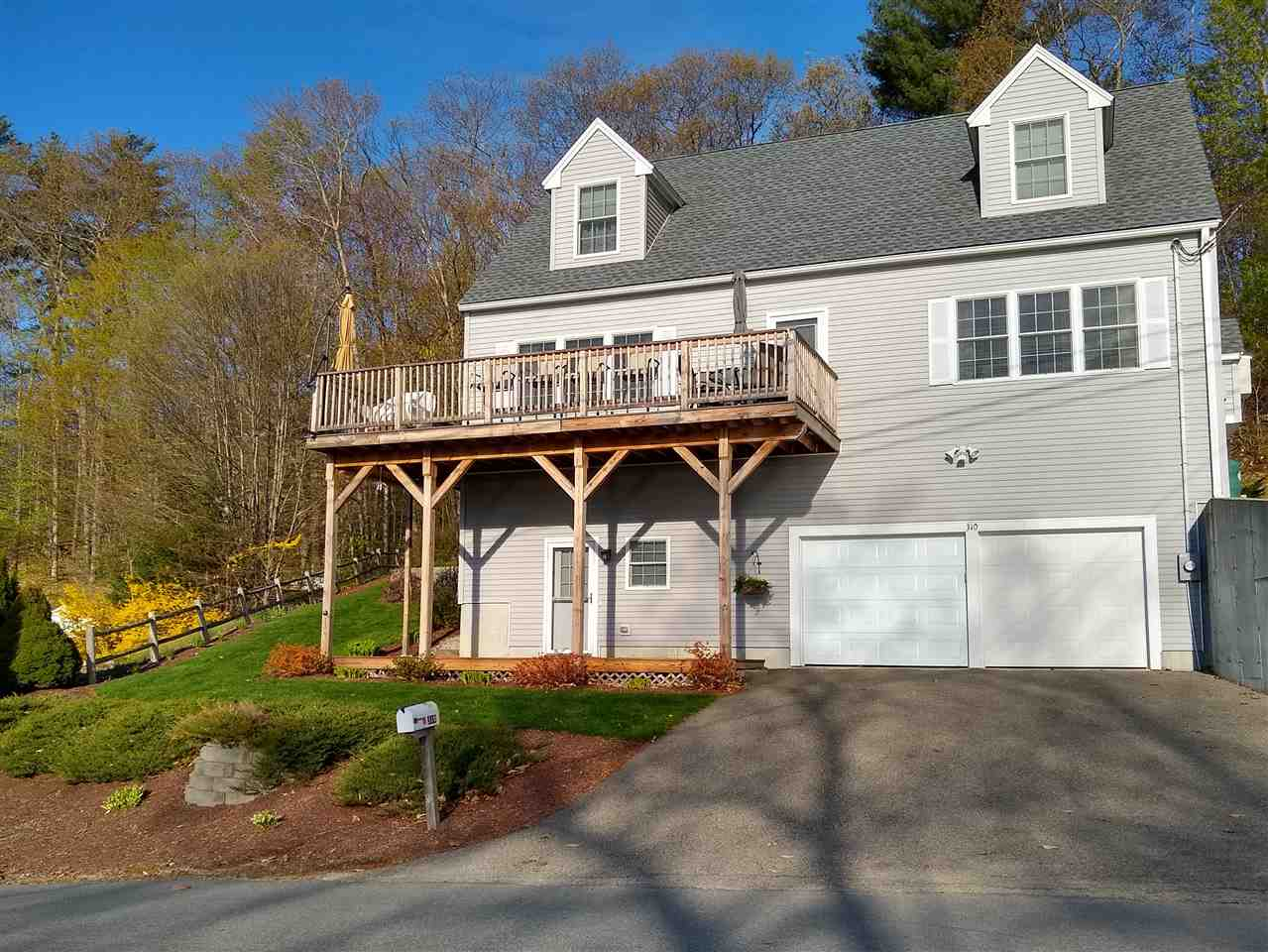 NEW DURHAM NH  Home for sale $529,000