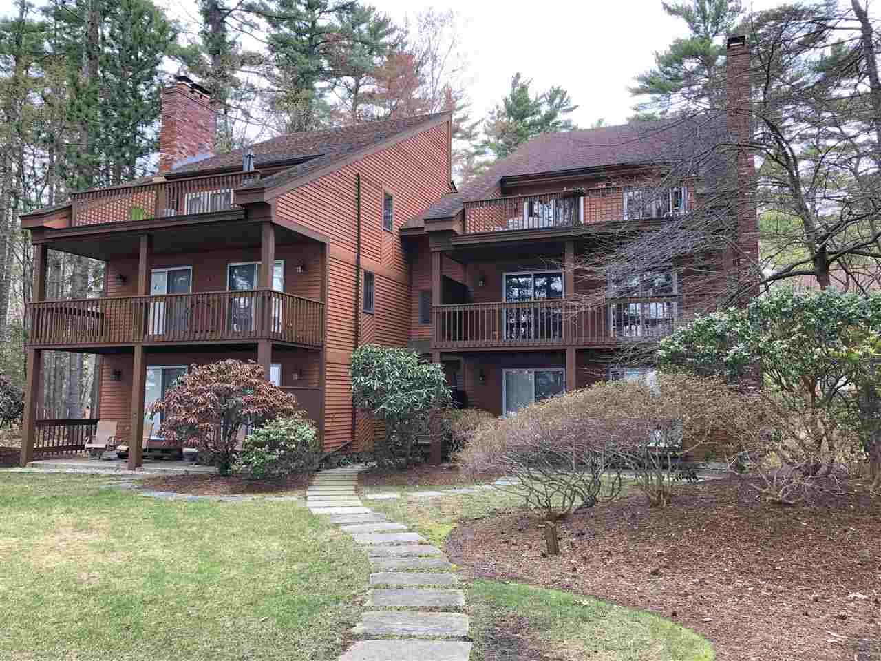 VILLAGE OF MELVIN VILLAGE IN TOWN OF TUFTONBORO NH Condo for sale $325,000
