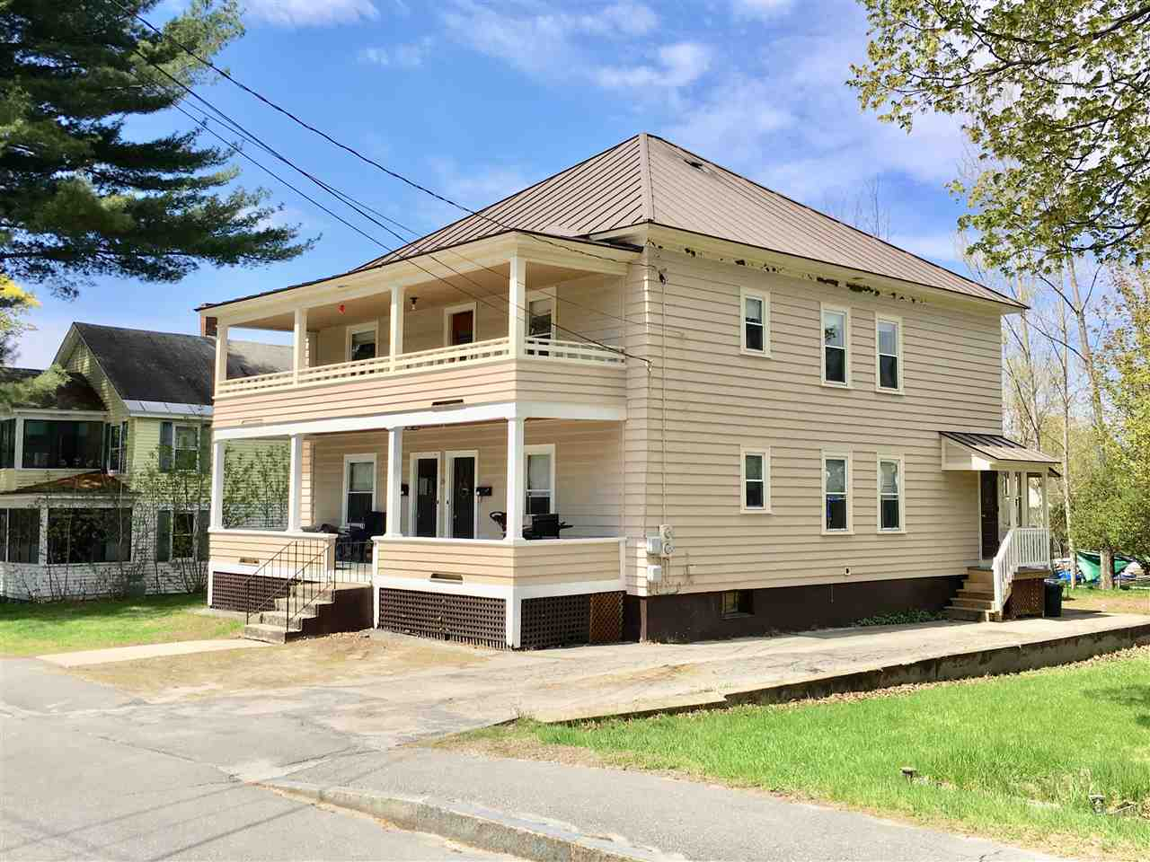 CLAREMONT NH Multi Family for sale $$109,900 | $40 per sq.ft.