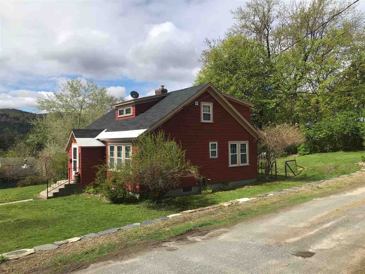Springfield VT Home for sale $List Price is $144,500
