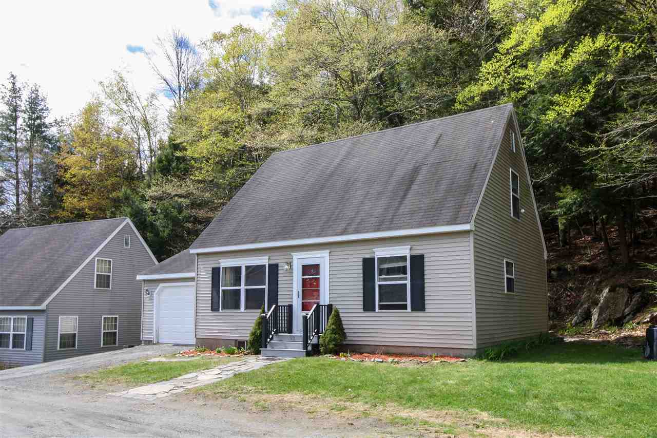 Village of Quechee in Town of Hartford VT Home for sale $List Price is $169,000