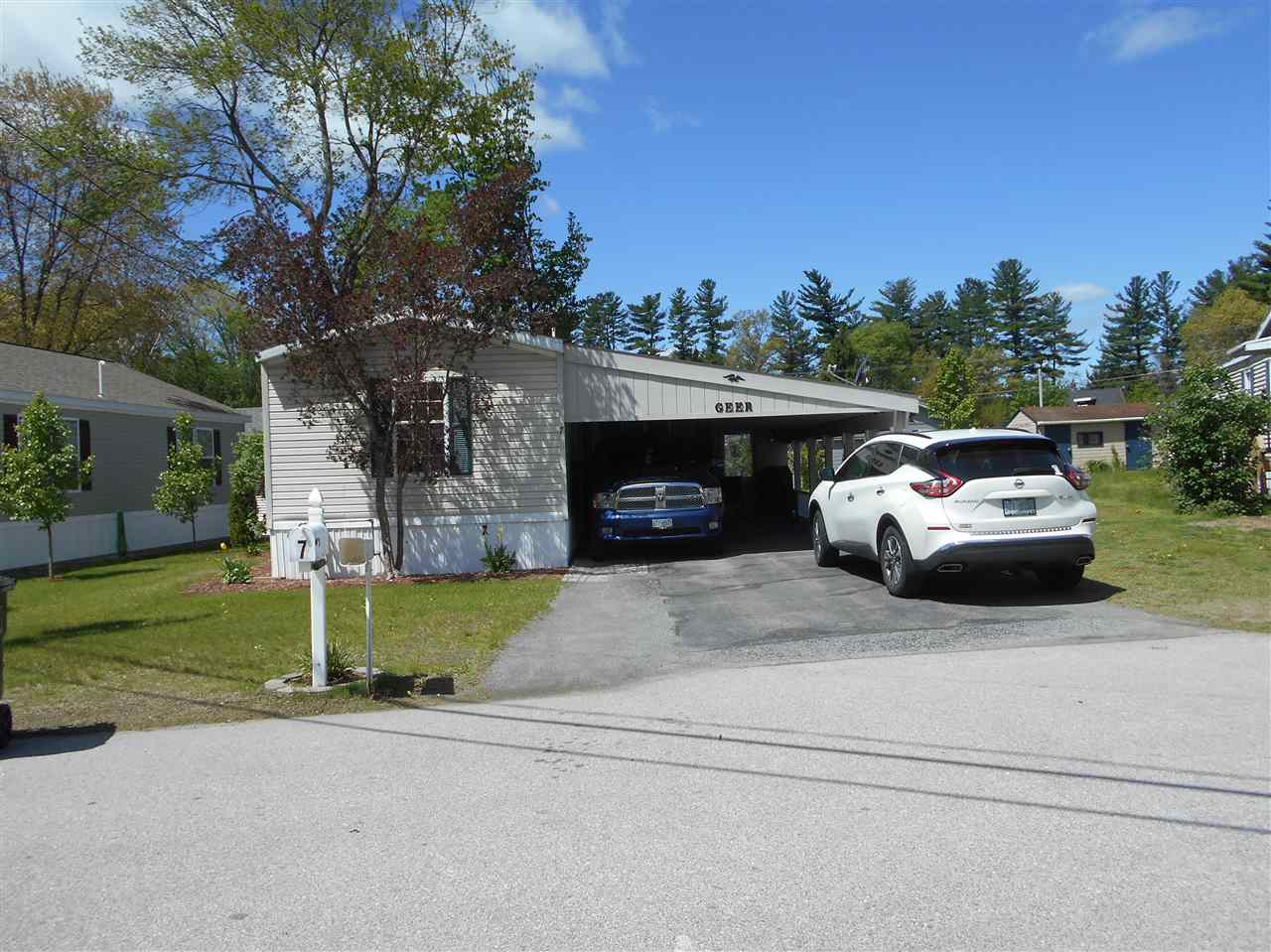 MLS 4753288: 7 Cottonwood Lane, Merrimack NH