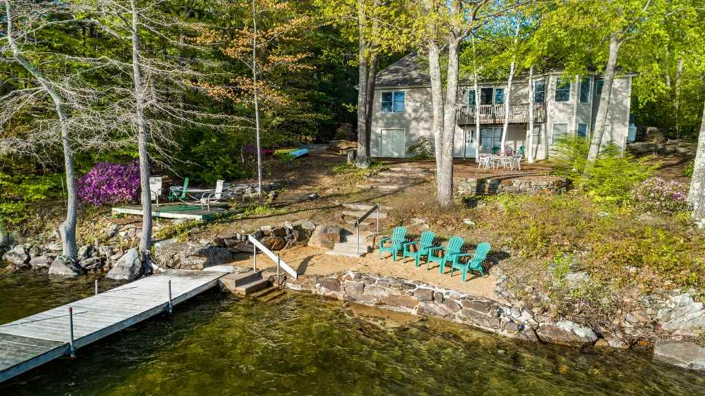 MLS 4753812: 494 Shore Drive, Laconia NH