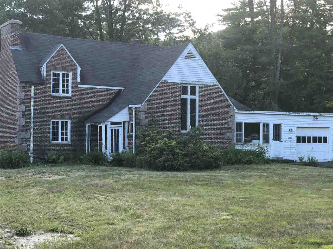 VILLAGE OF WEST OSSIPEE IN TOWN OF OSSIPEE NH Home for sale $160,000