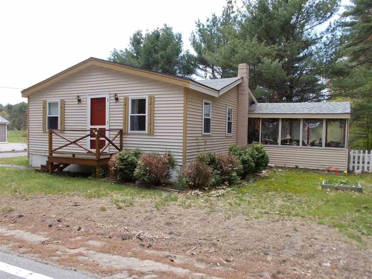 EFFINGHAM NH Home for sale $99,900