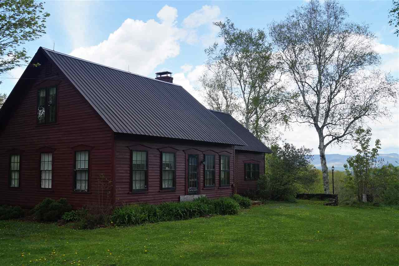St. Johnsbury VT Horse Farm | Property  on Private pond