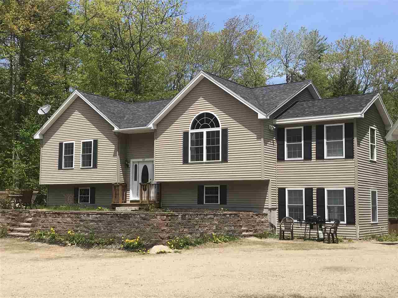 OSSIPEE NH Home for sale $279,900