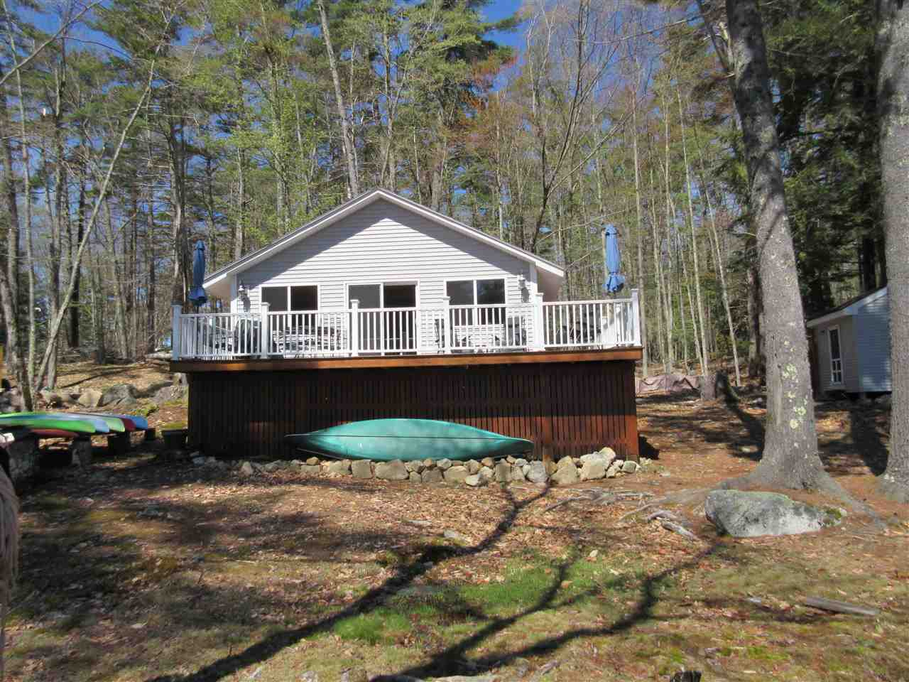 MLS 4754219: 76 Cow Island, Tuftonboro NH