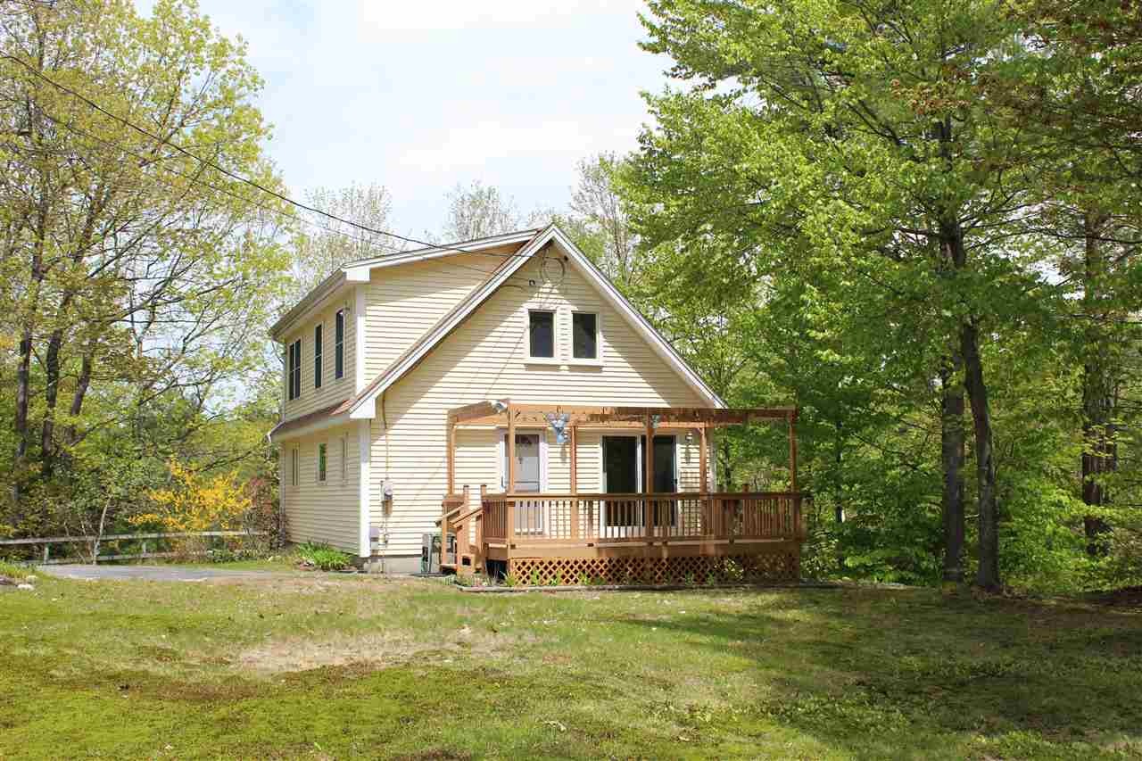 WAKEFIELD NH Home for sale $399,900
