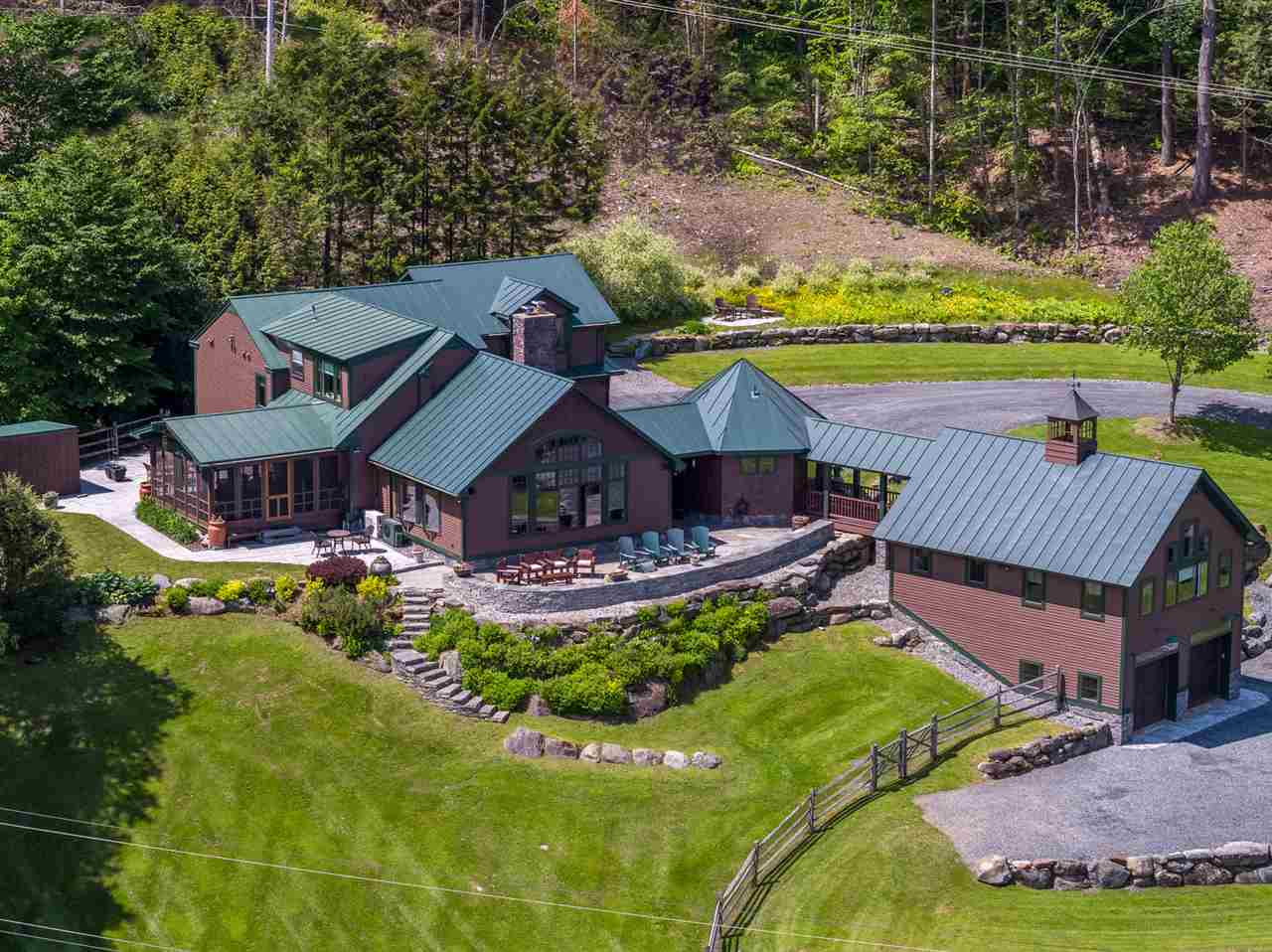 Photo of 473 Bouchard Road Stowe VT 05672