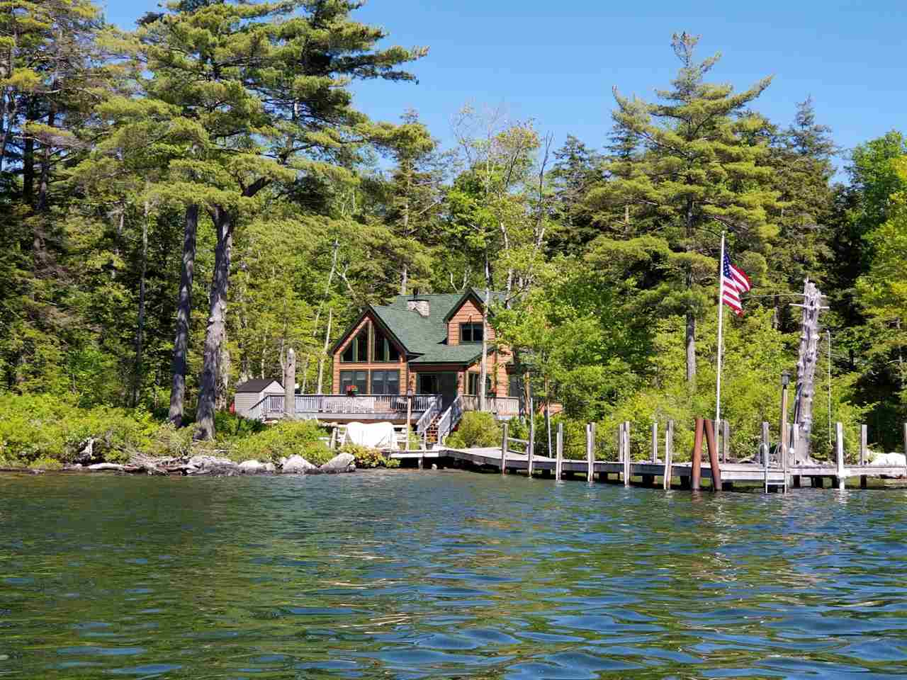WOLFEBORO NH  Home for sale $975,000