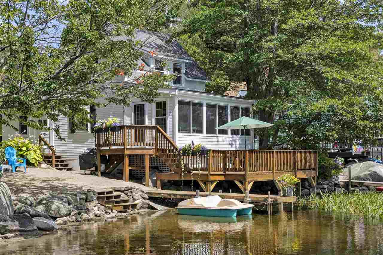 SUNAPEE NHLake House for sale $$439,000 | $593 per sq.ft.