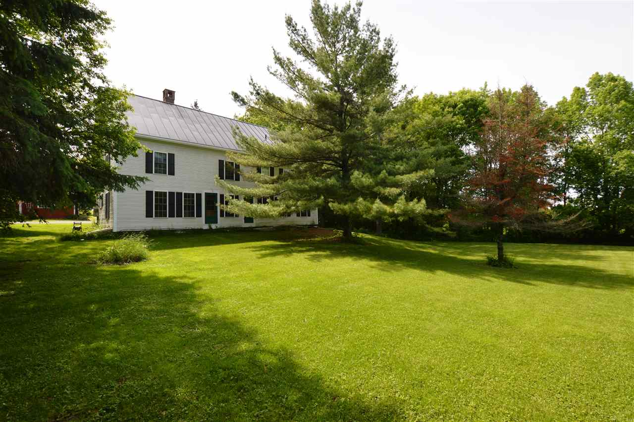 Sub Division Opportunity! Rare chance to obtain a quintessential slice of Vermont with all the ingredients including large historic farmhouse, multiple outbuildings & barns all nestled on over 30 acres of quality farm land. The house itself should appeal to all intending buyers with it's versatile layout - enjoy it has one large family home, or as two separate dwellings offering large one bed master suite apartment on 1st floor, and 3 bedrooms with small kitchen on 2nd level, that can be utilized with complete separation. The savvy new owner will appreciate how all the vital big ticket items have already been taken care of such as newer electric, plumbing, windows, roof... the list goes on. Whether the purchaser is an agricultural investor or a gentleman farmer, they will appreciate the benefit of the paved road running west thru the land, allowing ease of access to the lush acreage with meadows, hills and flats. The location itself is hard to beat making it easy to enjoy all that Charlotte has to offer, whilst also being a nice drive to both Middlebury or Burlington. Hurry this hidden gem won't last.