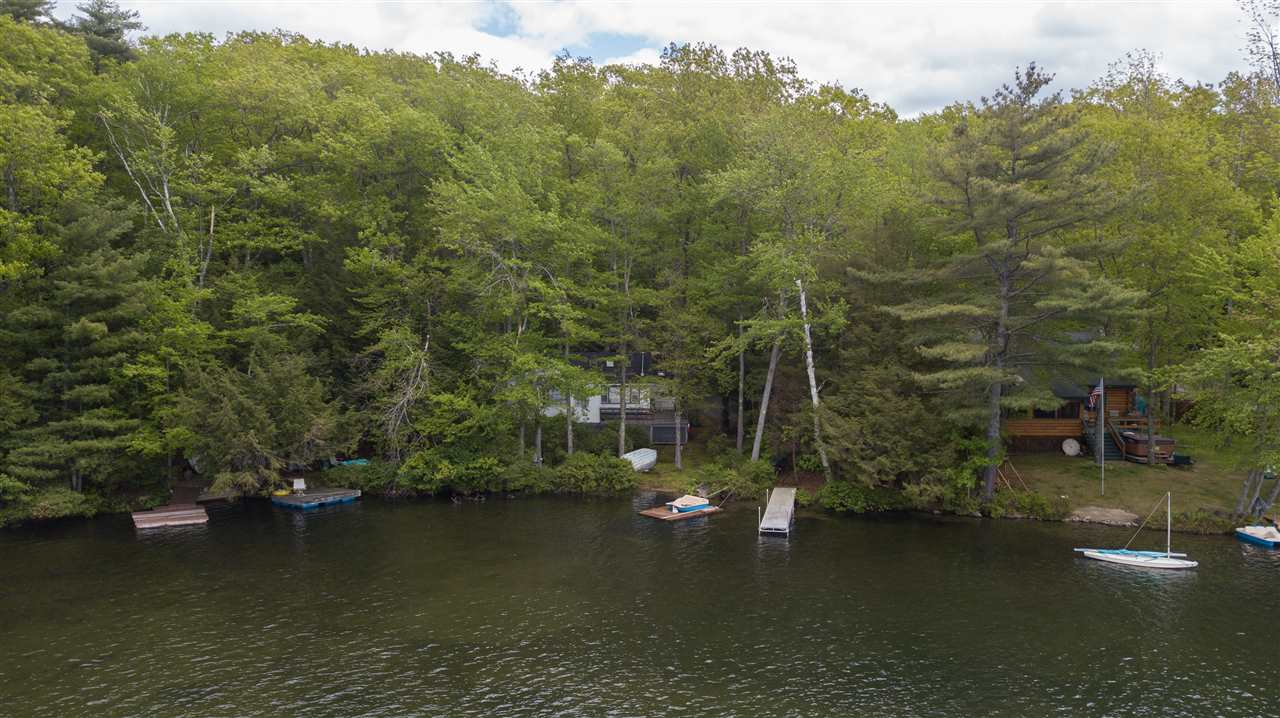 GOSHEN NH Lake House for sale $$219,000 | $198 per sq.ft.
