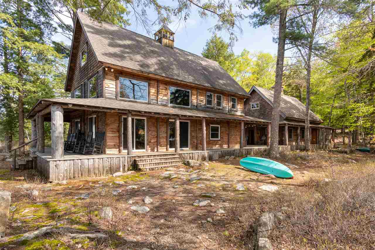 GILFORD NH  Home for sale $1,799,000
