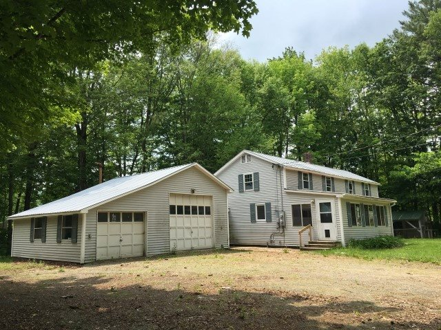 Weathersfield VT 05030 Home for sale $List Price is $108,000