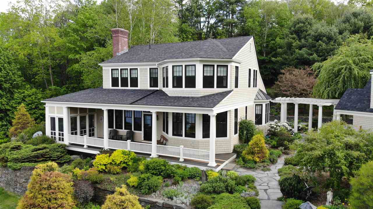 HANOVER NH Lake House for sale $$2,495,000 | $814 per sq.ft.
