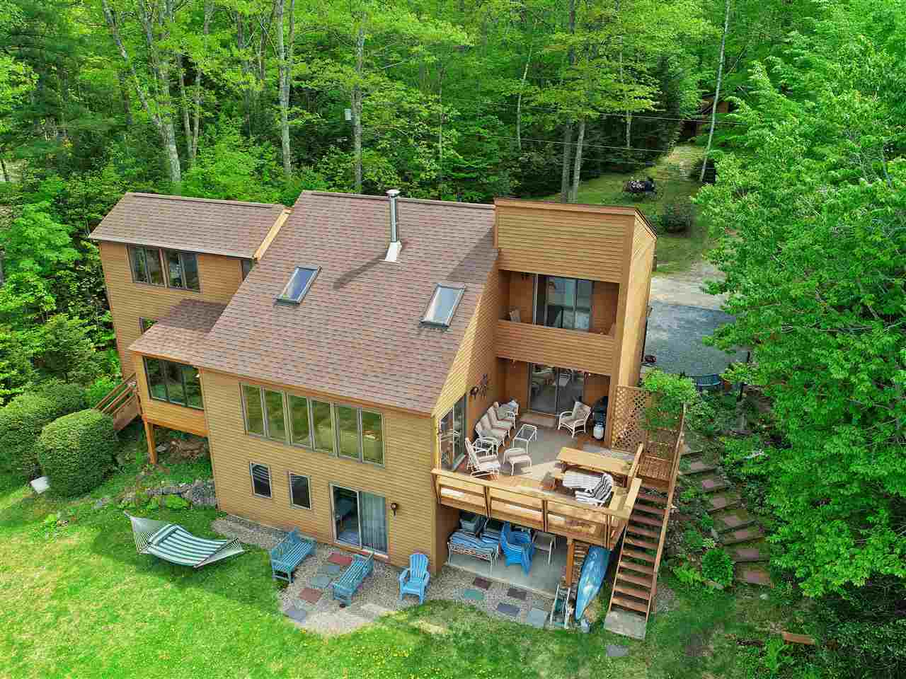 BRIDGEWATER NH  Home for sale $1,795,000