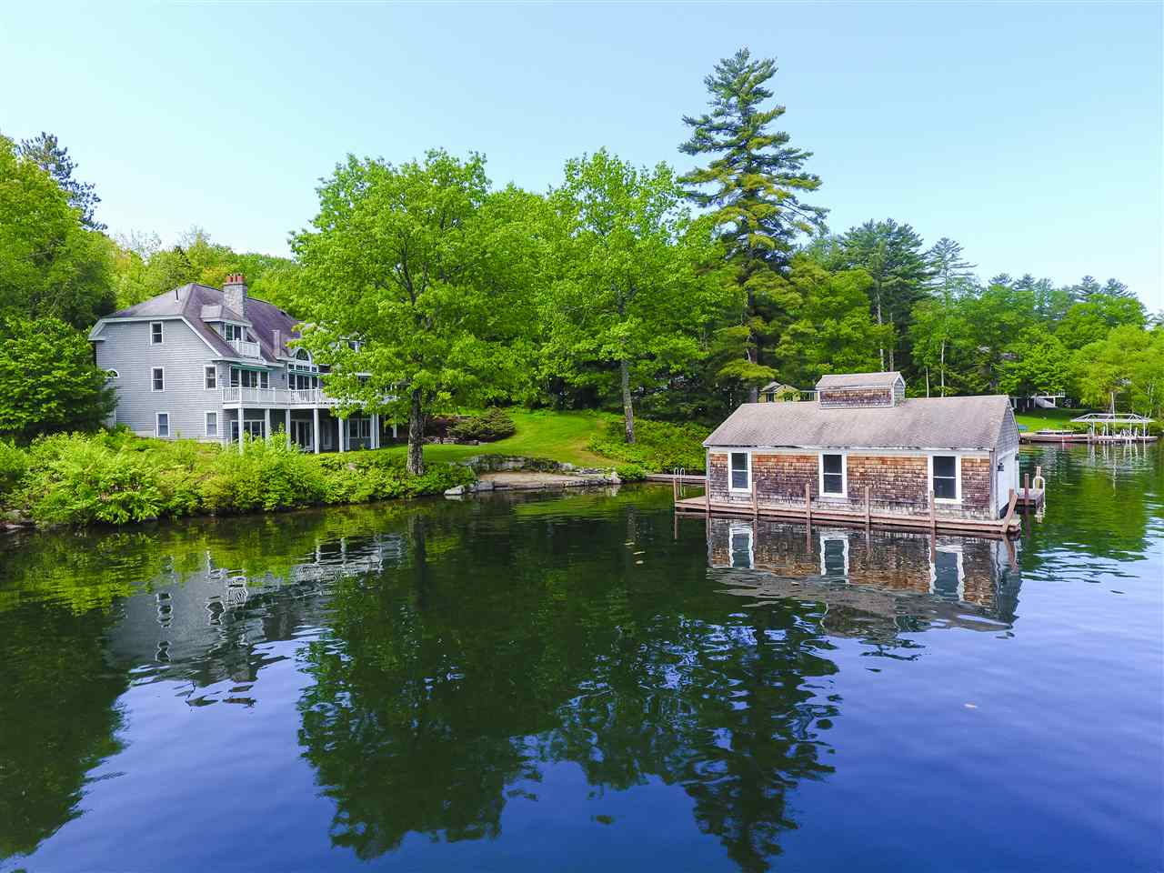 WOLFEBORO NH  Home for sale $3,600,000