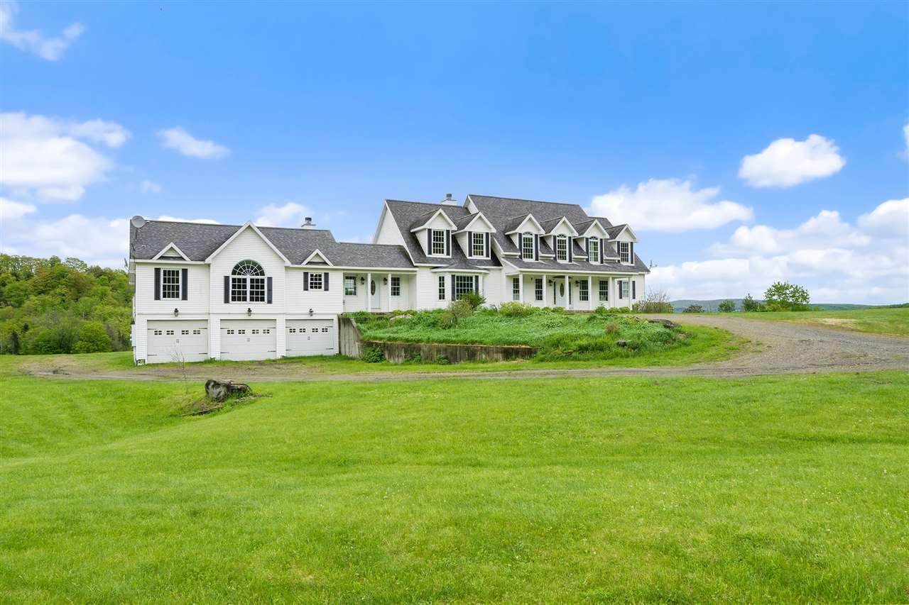 Brookfield VTHorse Farm | Property  on Rood Pond