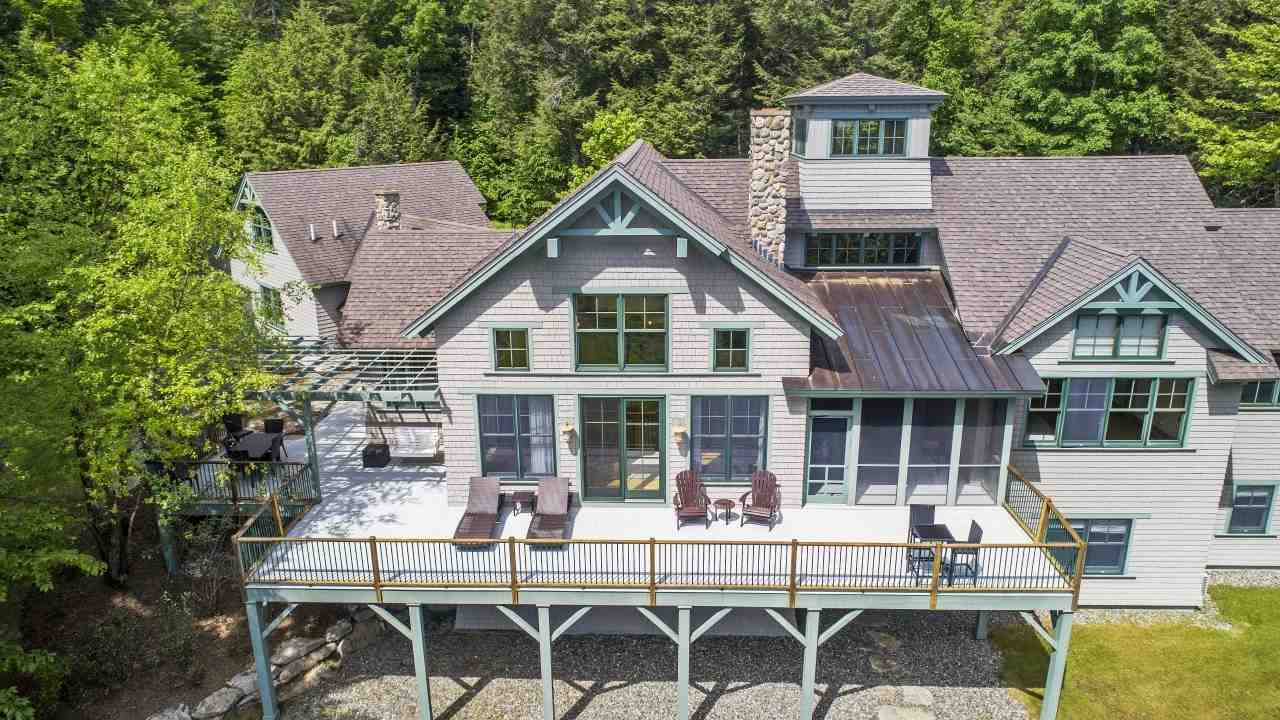 SUNAPEE NH Home for sale $$1,350,000 | $376 per sq.ft.