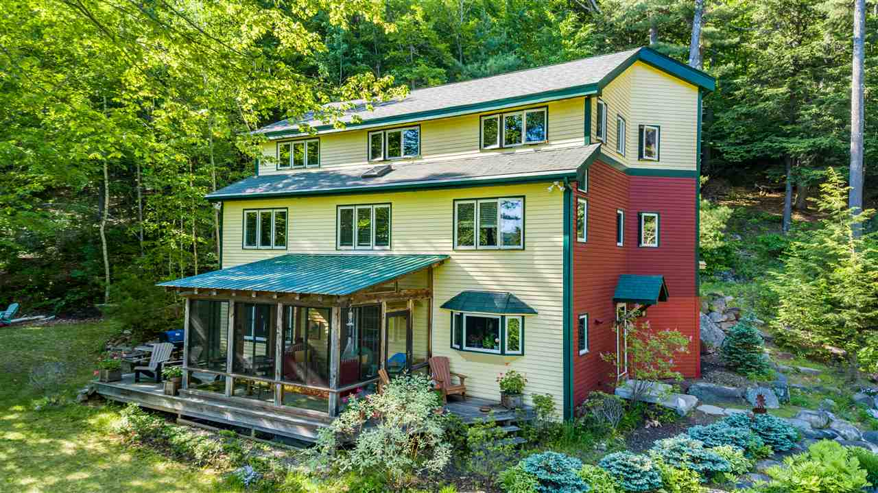 HOLDERNESS NH Home for sale $699,000