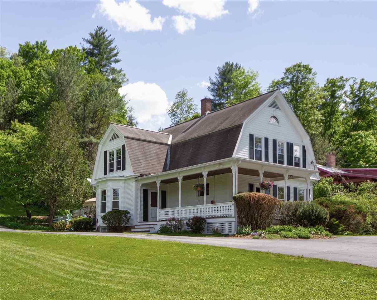 Woodstock VT Home for sale $List Price is $549,500
