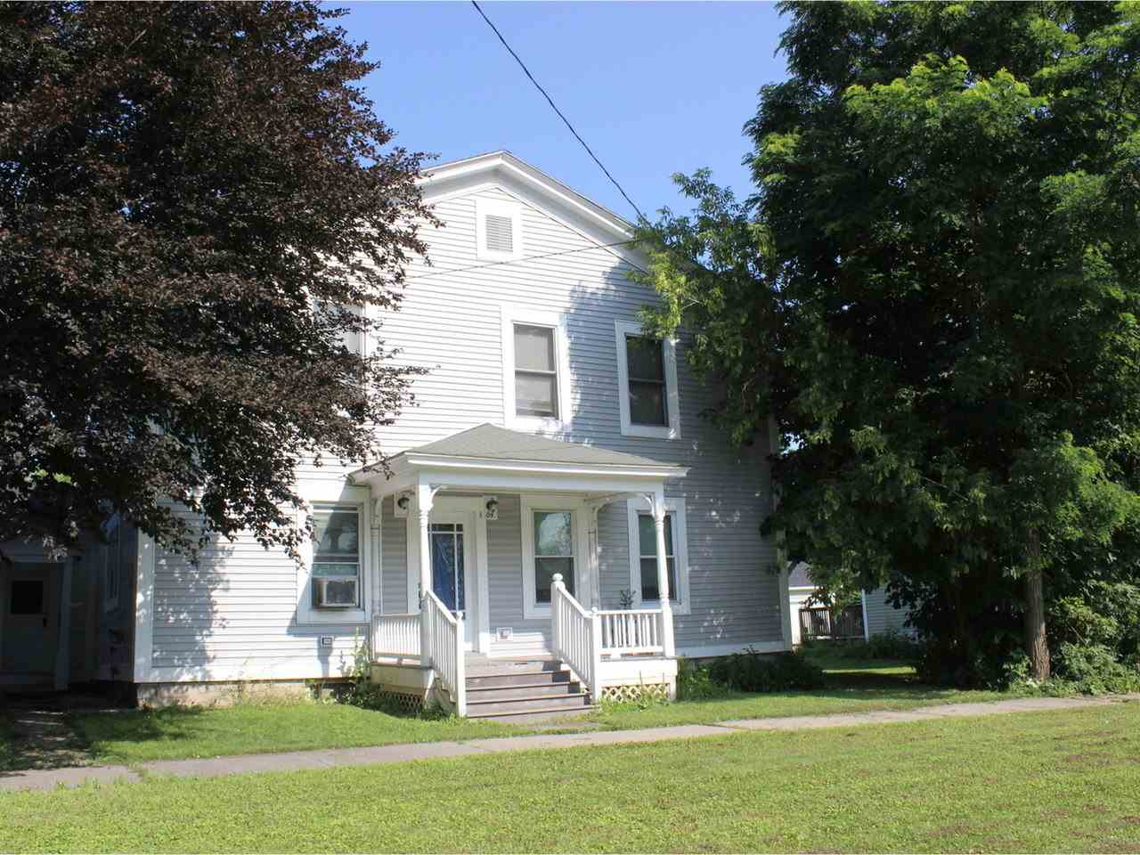 Live in one unit and let the income from the other pay your mortgage! Or just make a great investment in a solid Vergennes duplex, with a great rental history.  Well-maintained, bright, sunny, and great yard space.  Great opportunity!