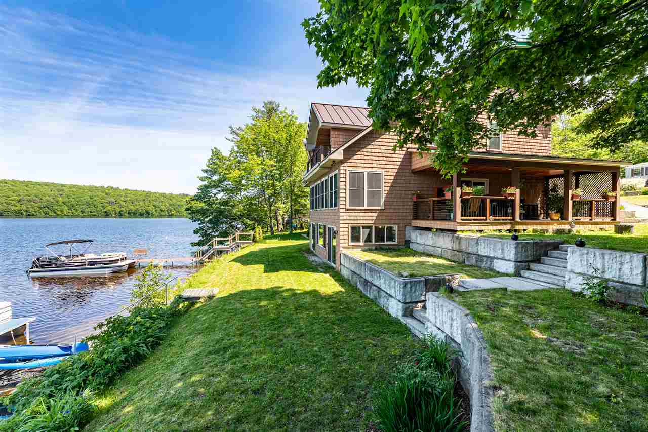 ENFIELD NH Lake House for sale $$500,000 | $254 per sq.ft.