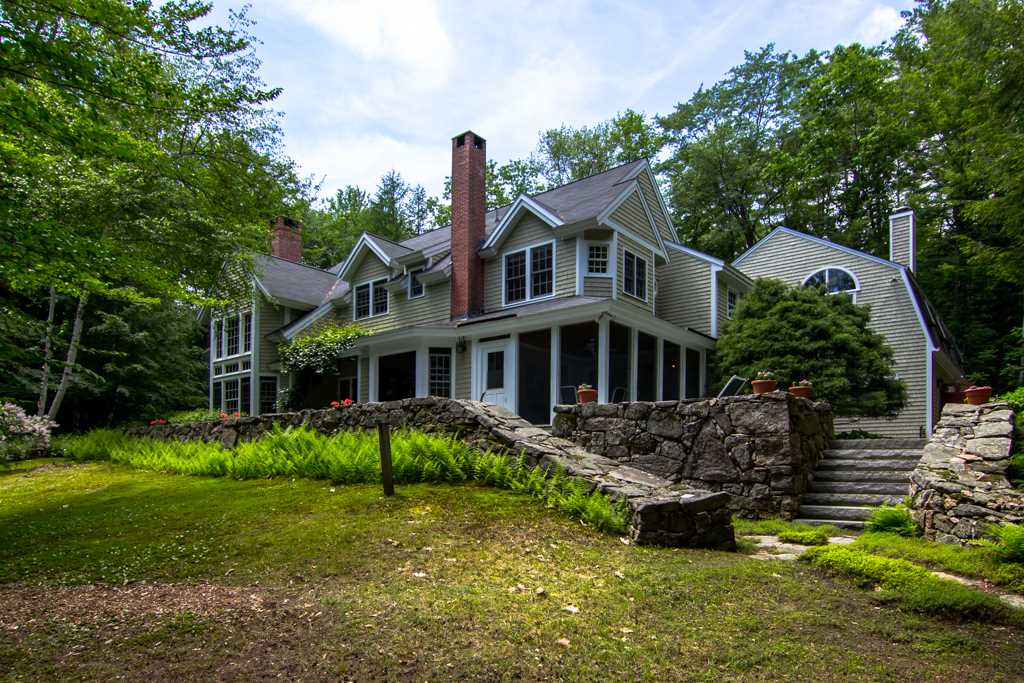 CENTER HARBOR NH  Home for sale $4,750,000