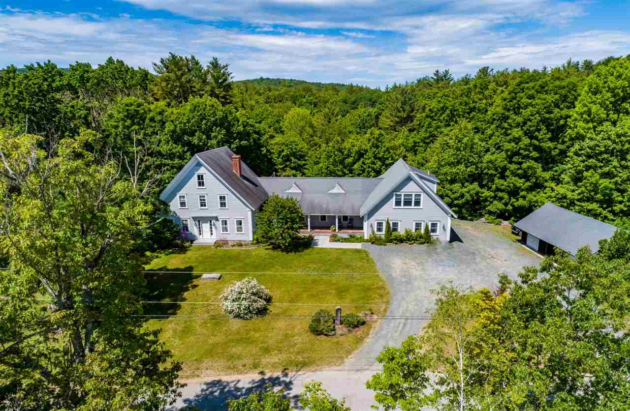 MLS 4759569: 101 Hawkins Pond Road, Center Harbor NH