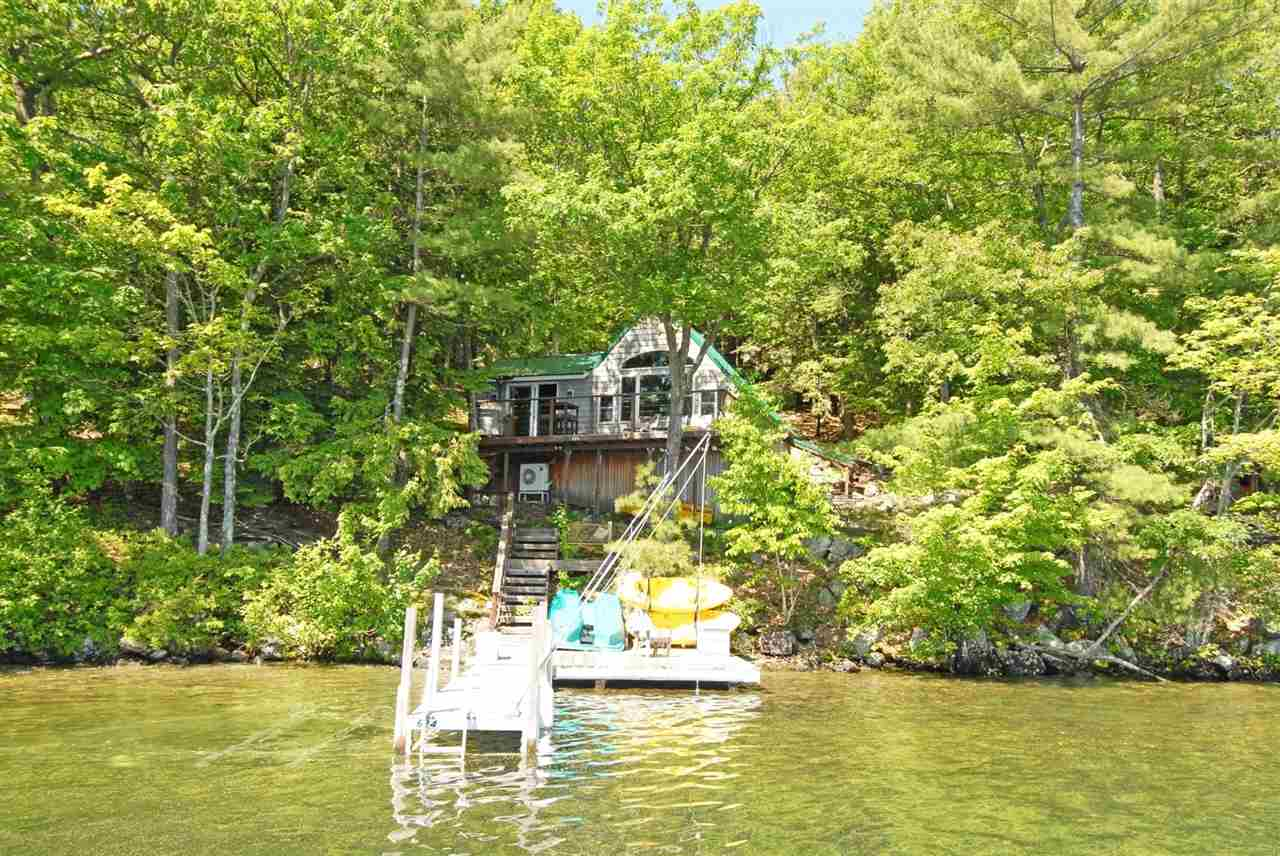 VILLAGE OF ALTON BAY IN TOWN OF ALTON NH  Home for sale $320,000