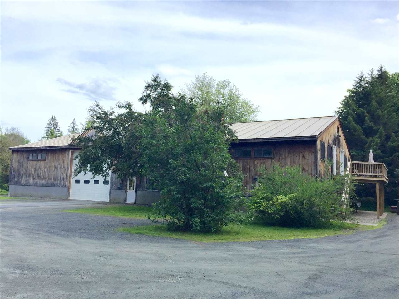 Woodstock VT Commercial Property for sale $List Price is $379,000