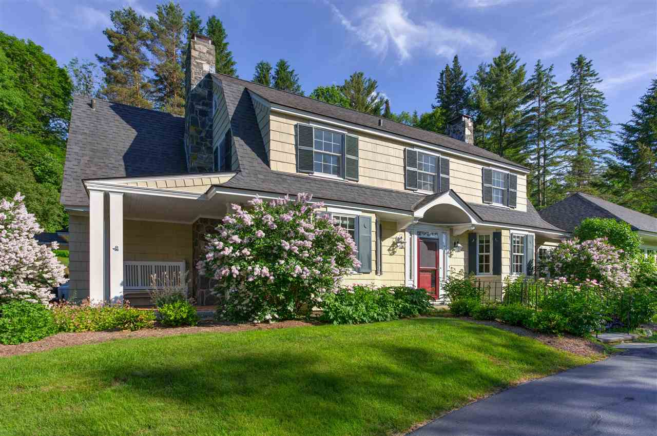 Woodstock VTHome for sale $List Price is $1,385,000
