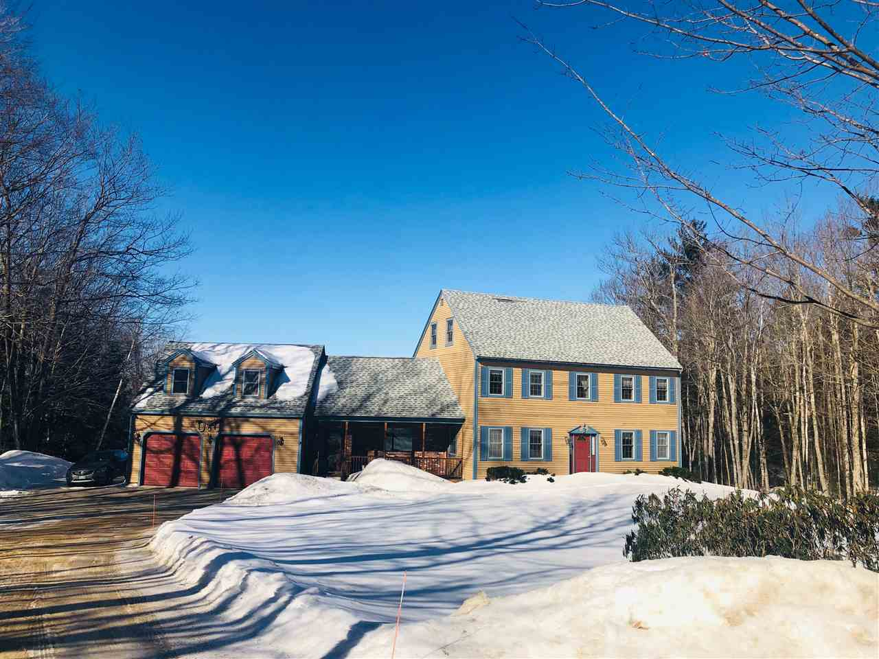MLS 4760677: 137 Sargent Road, Holderness NH