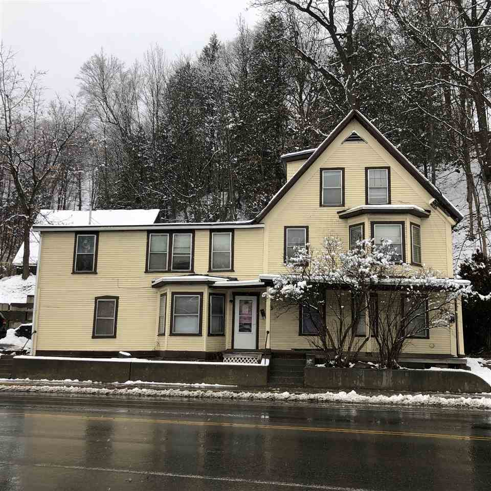 Springfield VT 05156Commercial Property for sale $List Price is $399,000