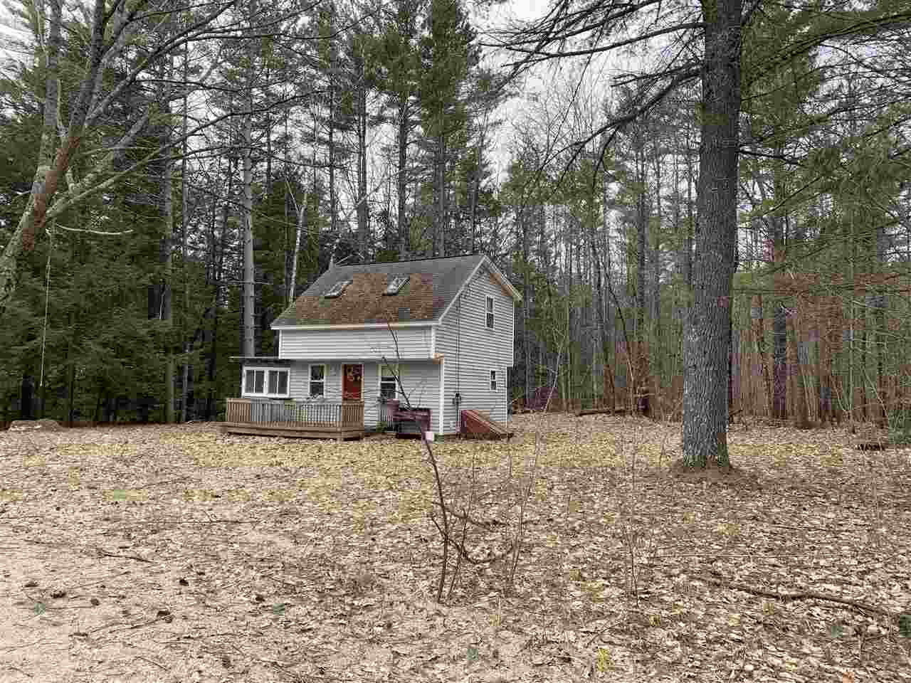 OSSIPEE NH  Home for sale $65,000