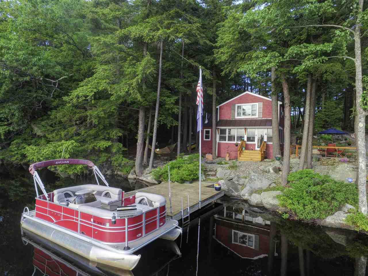 SUNAPEE NHLake House for sale $$549,000   $446 per sq.ft.