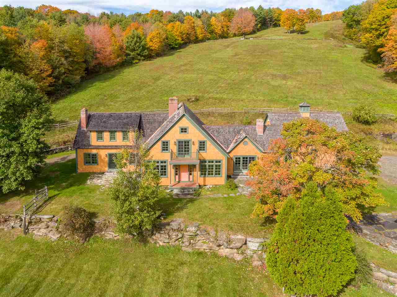 Woodstock VT Home for sale $2,895,000