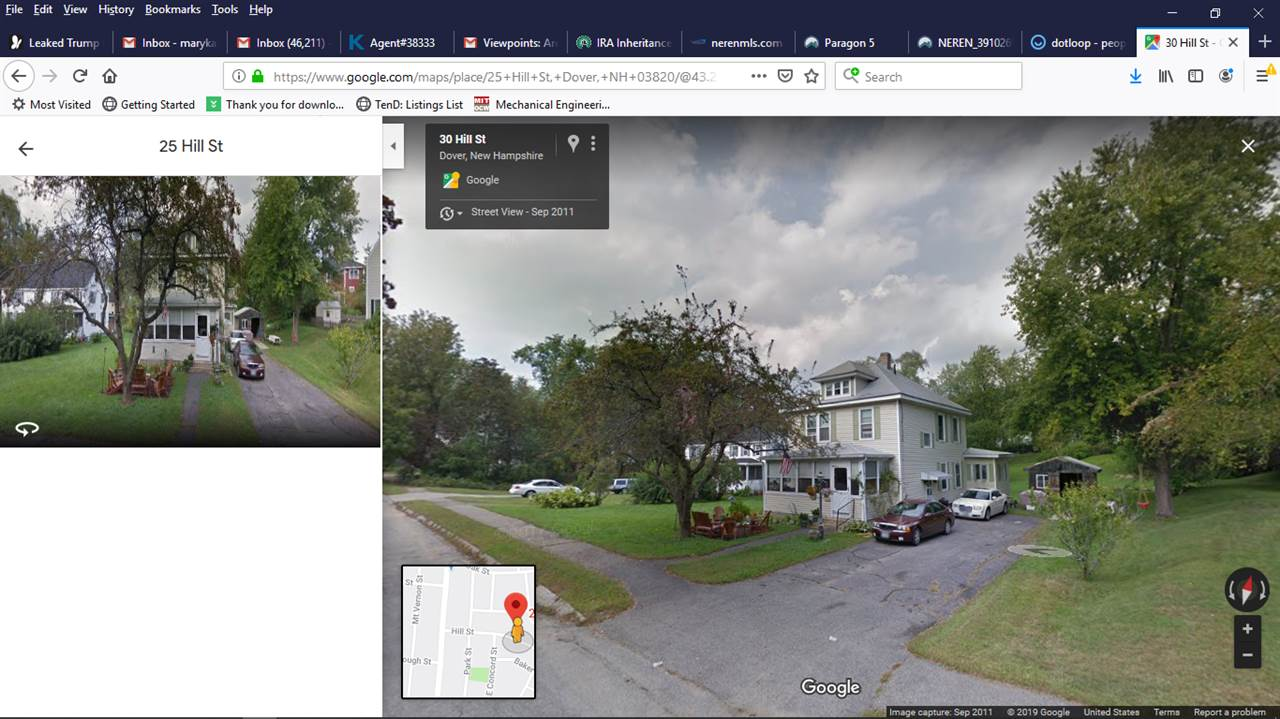25 Hill Street, Dover, NH 03820