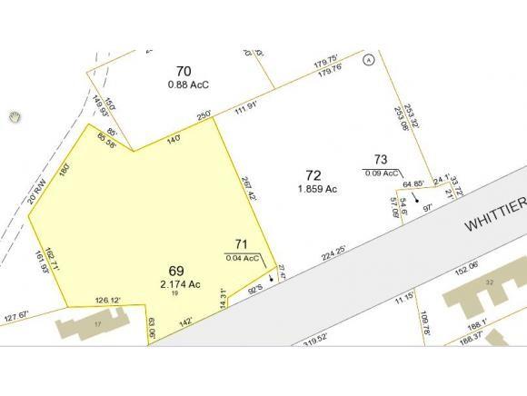 MOULTONBOROUGH NH LAND  for sale $265,000