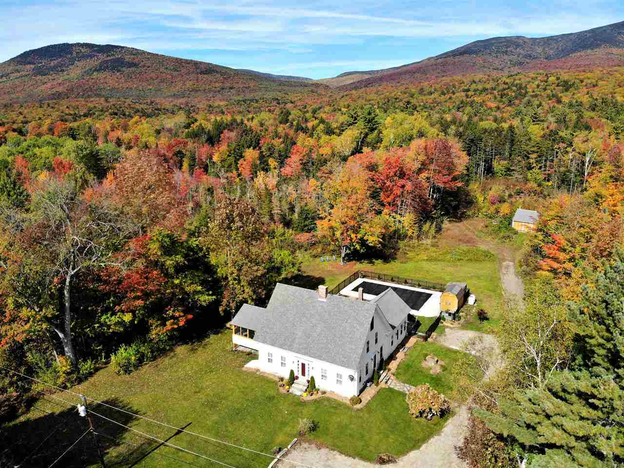 MLS 4761528: 194 Whiteface Intervale Road, Sandwich NH