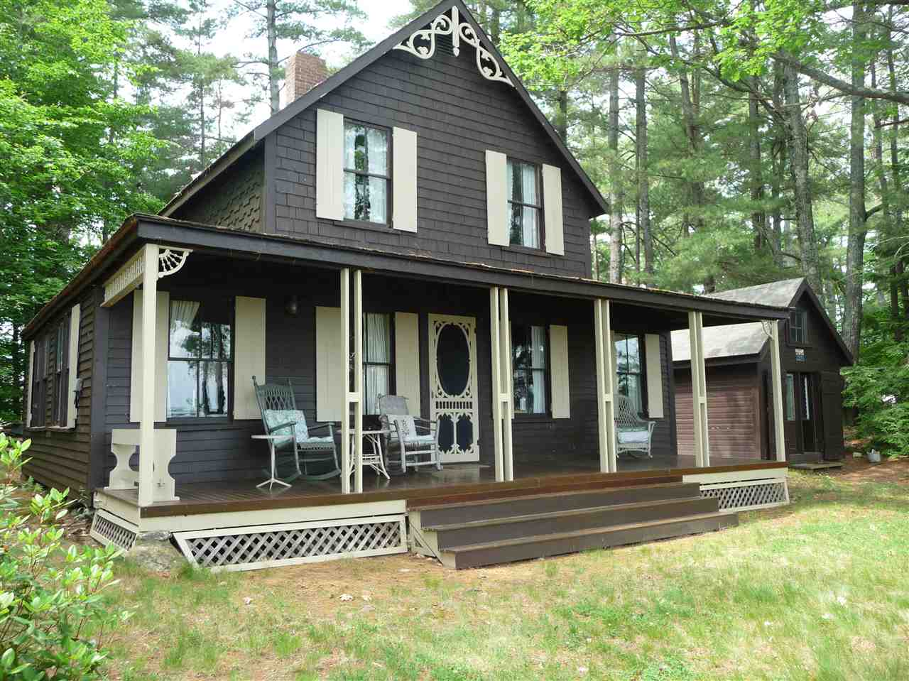 WOLFEBORO NH  Home for sale $525,000